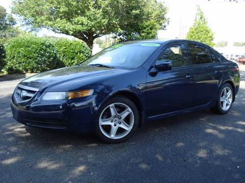 2006 Acura TL for sale in Wilmington, NC