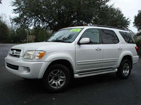2005 Toyota Sequoia for sale in Wilmington, NC
