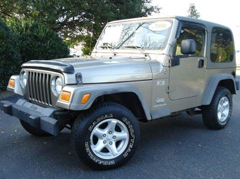 2006 Jeep Wrangler for sale in Wilmington, NC