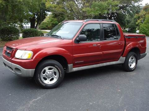2001 Ford Explorer Sport Trac for sale in Wilmington, NC