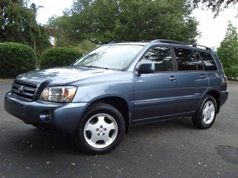 2006 Toyota Highlander for sale in Wilmington, NC