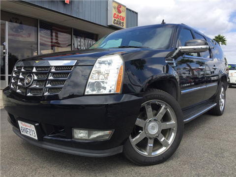 2007 Cadillac Escalade ESV for sale in Escondido, CA