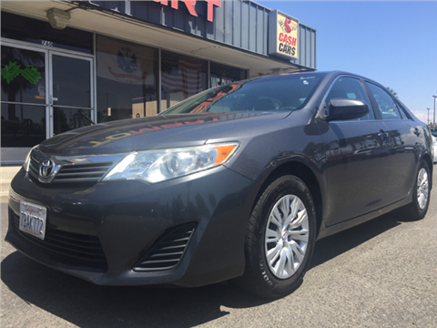 2012 Toyota Camry for sale in Escondido, CA