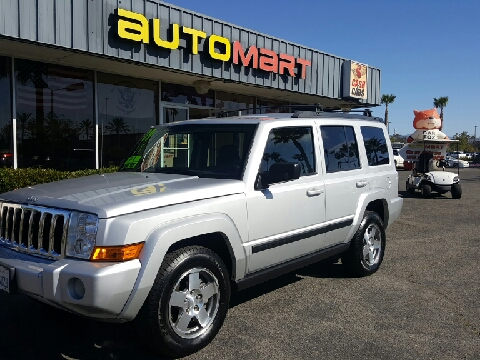 2009 Jeep Commander for sale in Escondido, CA