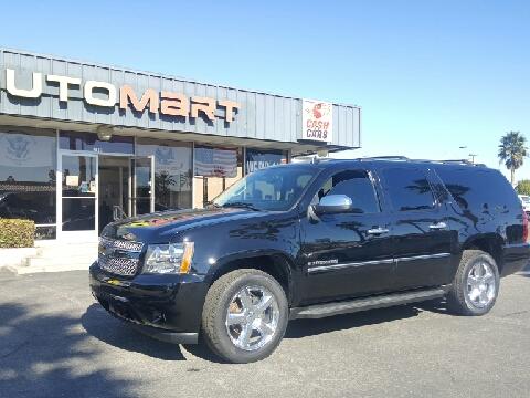 2013 Chevrolet Suburban for sale in Escondido, CA