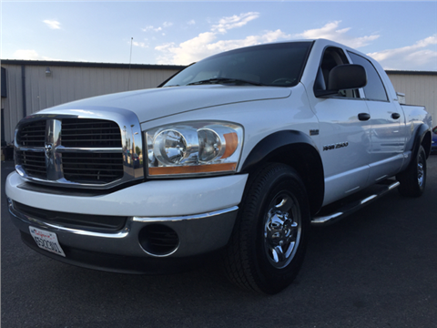 2006 Dodge Ram Pickup 2500 for sale in Escondido, CA
