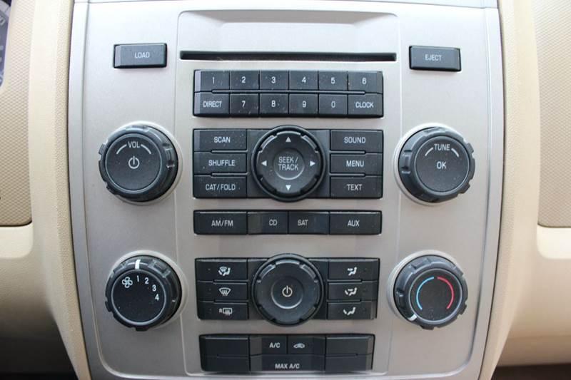 2008 Ford Escape Xlt 4dr Suv I4 In East Orange Nj Warner