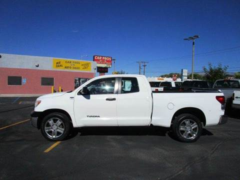 2008 Toyota Tundra for sale in Albuquerque, NM