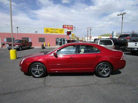 Ford Fusion For Sale New Mexico