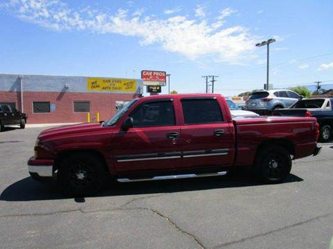 2006 Chevrolet Silverado 1500 for sale in Albuquerque, NM
