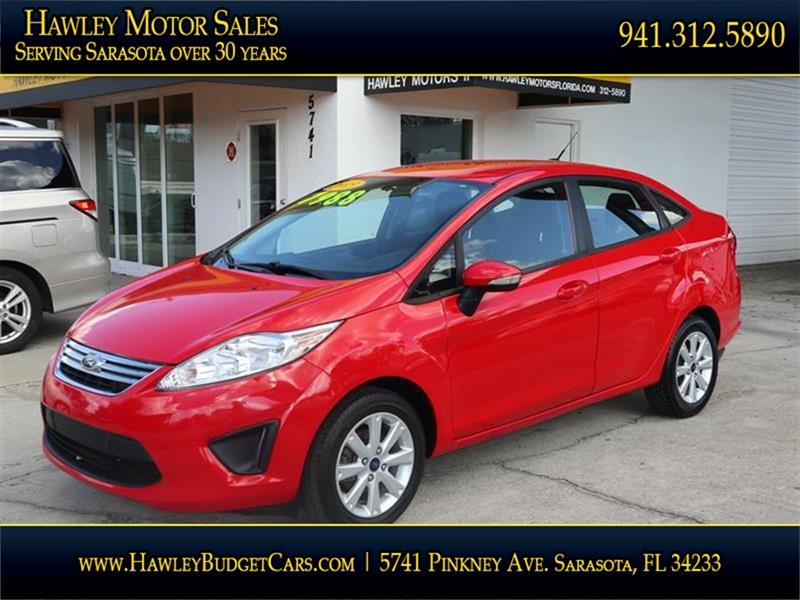 Ford Used Cars financing For Sale Sarasota Hawley Budget Cars