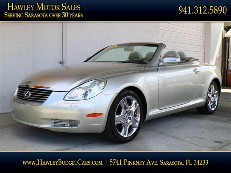 Hawley Budget Cars - Used Cars - Sarasota FL Dealer