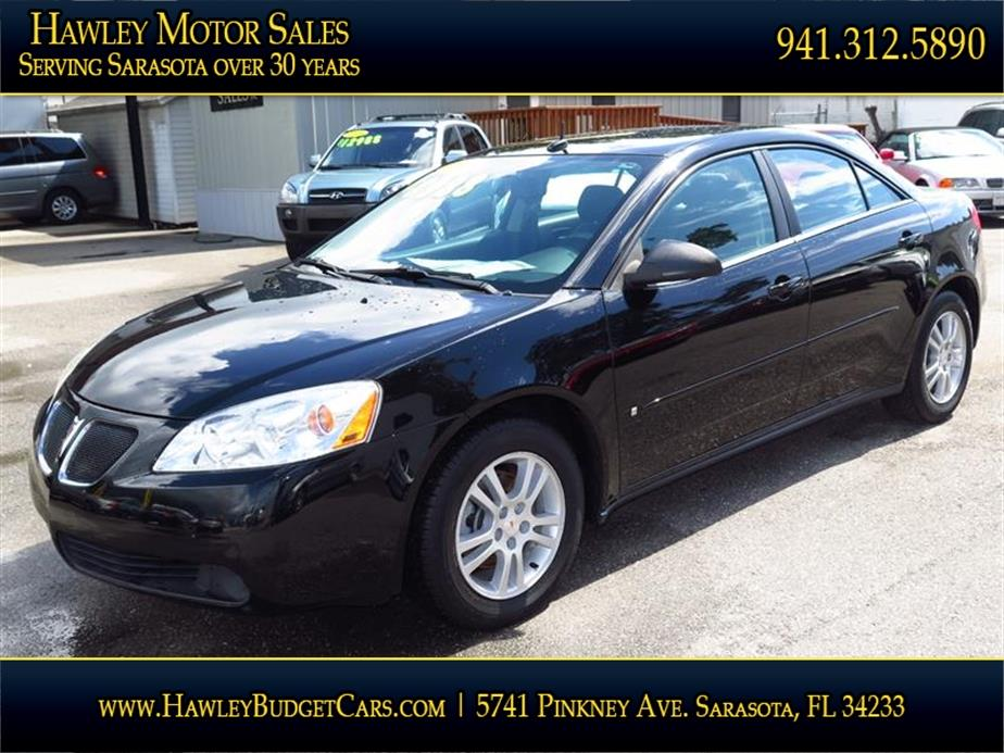 Pontiac G6 For Sale In Sarasota Fl Carsforsale Com
