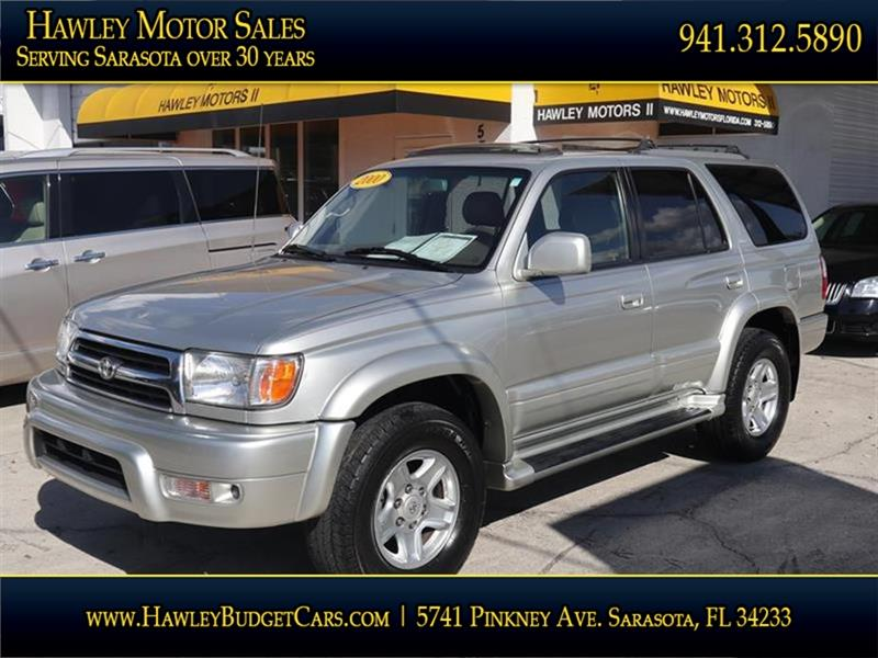 Toyota Used Cars financing For Sale Sarasota Hawley Budget Cars