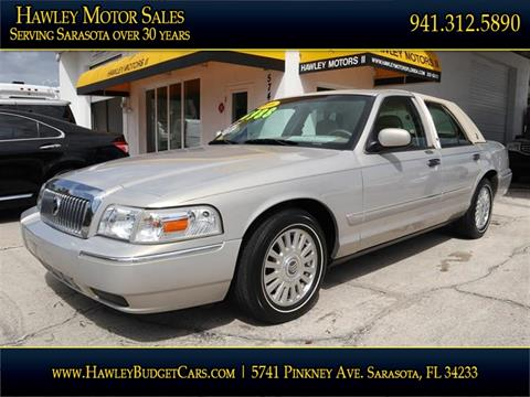 2006 Mercury Grand Marquis for sale in Sarasota, FL