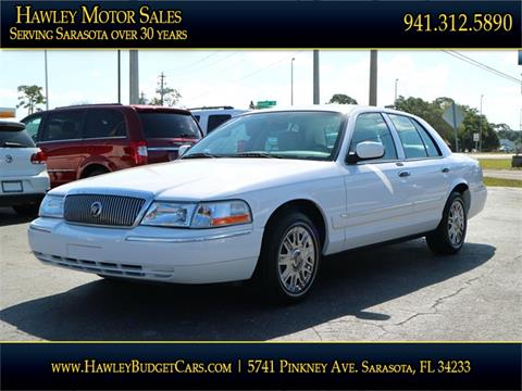 2005 Mercury Grand Marquis for sale in Sarasota, FL