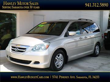 2006 Honda Odyssey for sale in Sarasota, FL