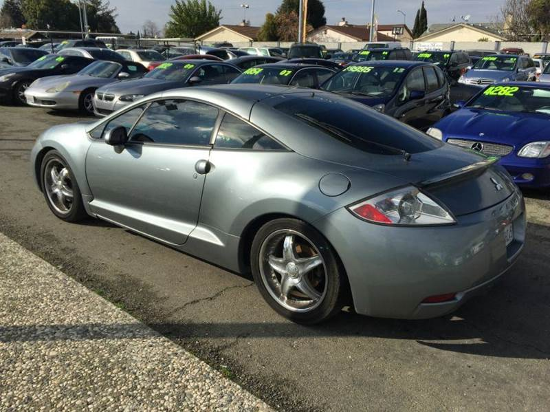 2007 mitsubishi eclipse gt 2dr hatchback 3 8l v6 5a in hayward ca lucky auto sale. Black Bedroom Furniture Sets. Home Design Ideas