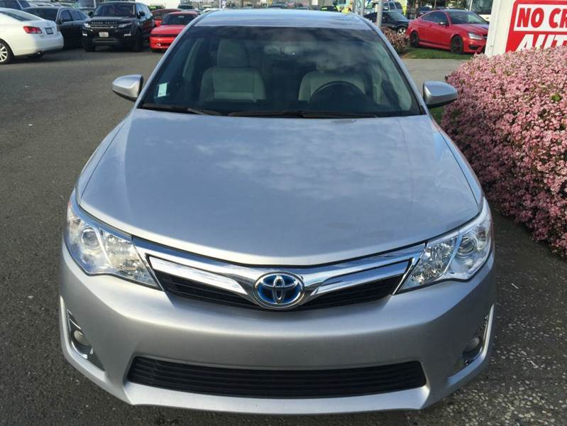 2013 toyota camry hybrid xle 4dr sedan in hayward ca lucky auto sale. Black Bedroom Furniture Sets. Home Design Ideas