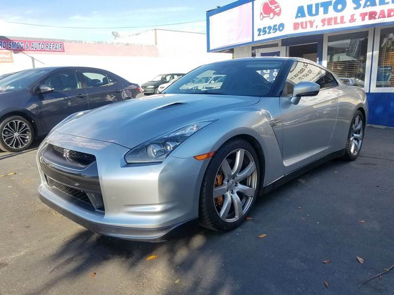 2009 nissan gt-r premium awd 2dr coupe in hayward ca - lucky auto sale