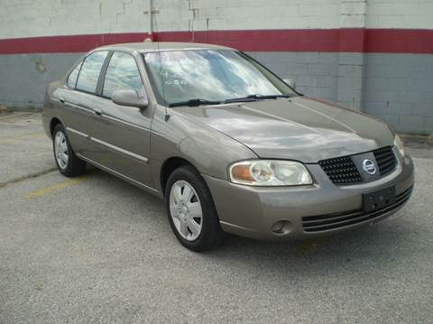 2005 Nissan Sentra for sale in Davenport, IA