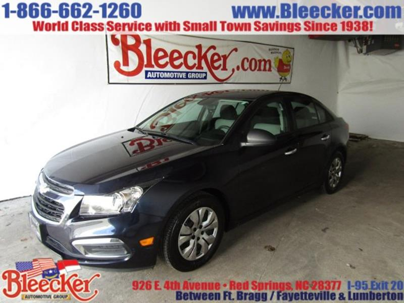 Bleecker Buick GMC Used Cars Red Springs NC Dealer - Buick dealers in nc