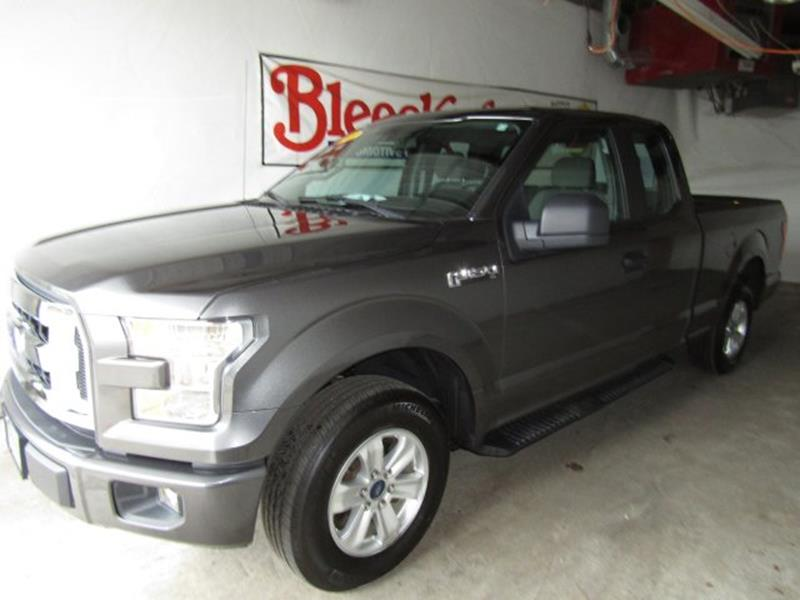 Bleecker Red Springs Nc >> 2015 Ford F 150 In Red Springs Nc Bleecker Buick Gmc