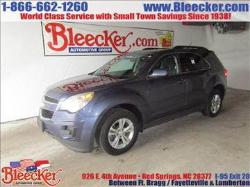 Bleecker Red Springs Used Cars