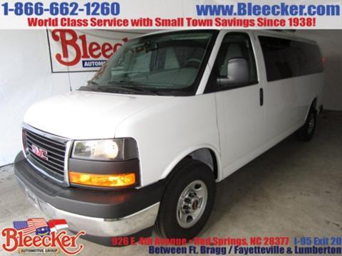 2018 GMC Savana Passenger for sale in Red Springs, NC