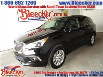 2017 Buick Envision for sale in Red Springs, NC