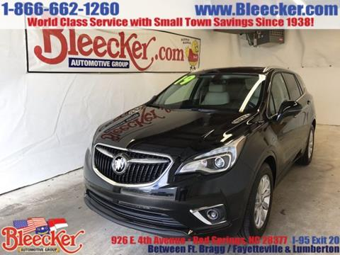 Bleecker Red Springs Nc >> 2019 Buick Envision For Sale In Red Springs Nc