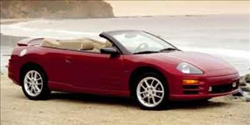 2002 Mitsubishi Eclipse Spyder for sale in Red Springs, NC