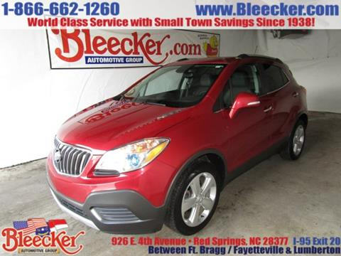 2015 Buick Encore for sale in Red Springs, NC