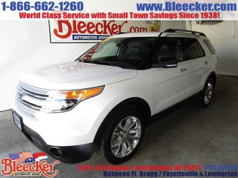 2013 Ford Explorer for sale in Red Springs, NC