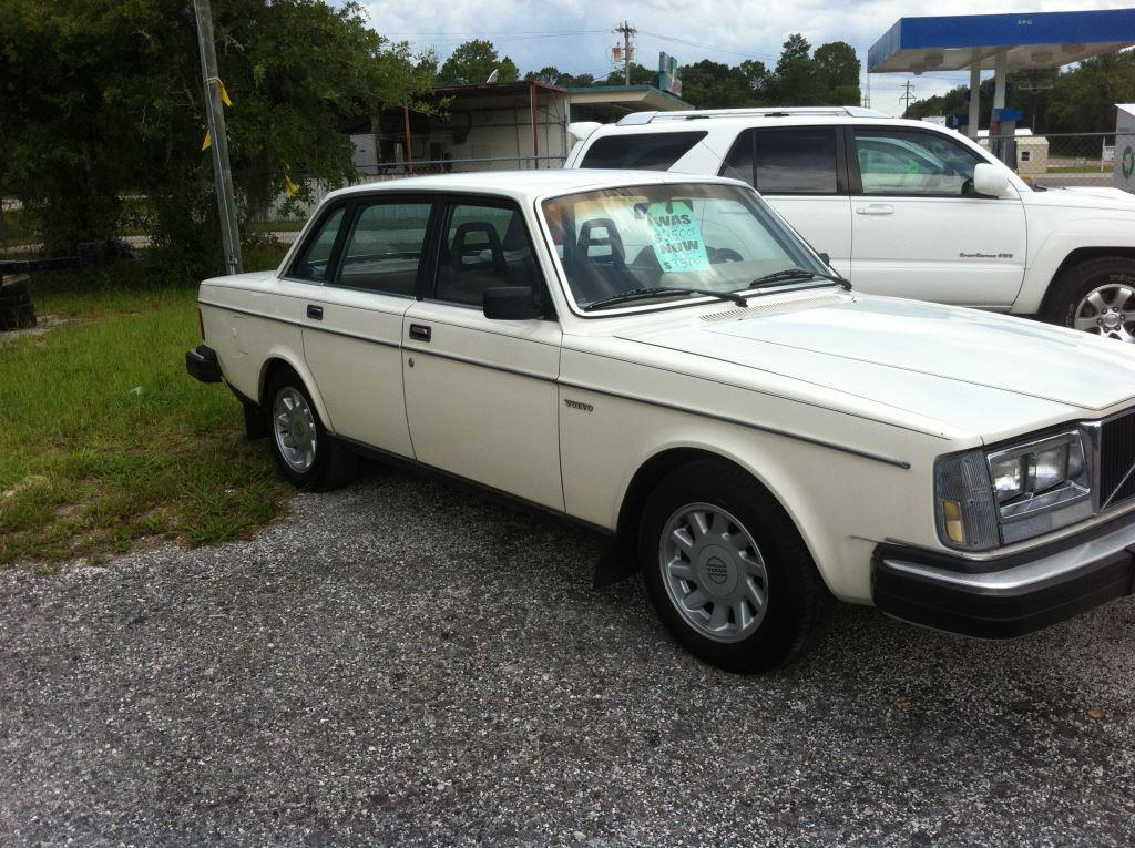 Used Volvo 240 for sale - Carsforsale.com