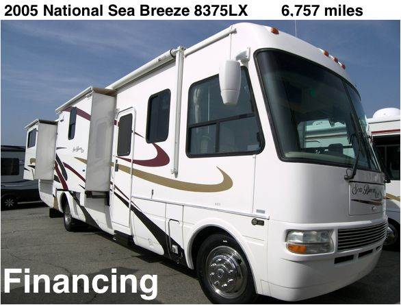 2005 National Sea Breeze 8375 LX