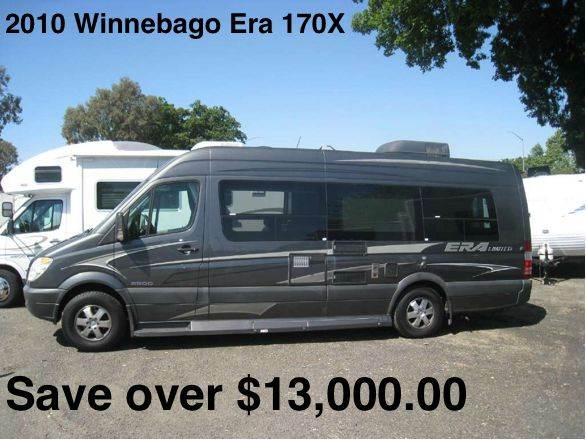 2010 Winnebago  Era 170X