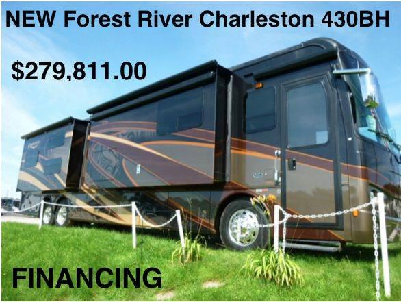 2016 Forest River Charleston