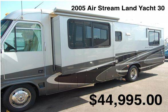 2005 Air Stream Land Yacht 30