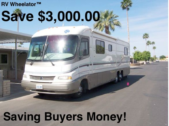 1997 Holiday Rambler Vacationer 35WGS