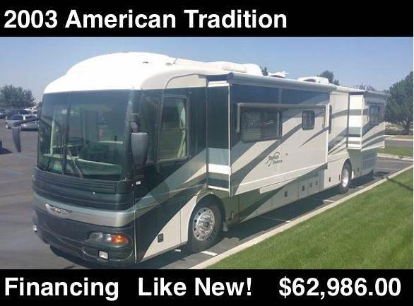2003 Fleetwood American Tradition