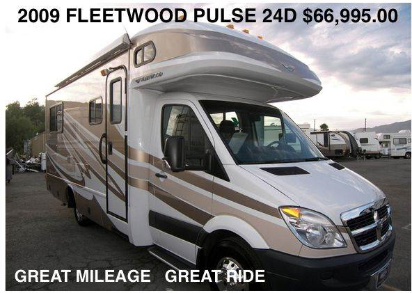 2009 Fleetwood Pulse 24D