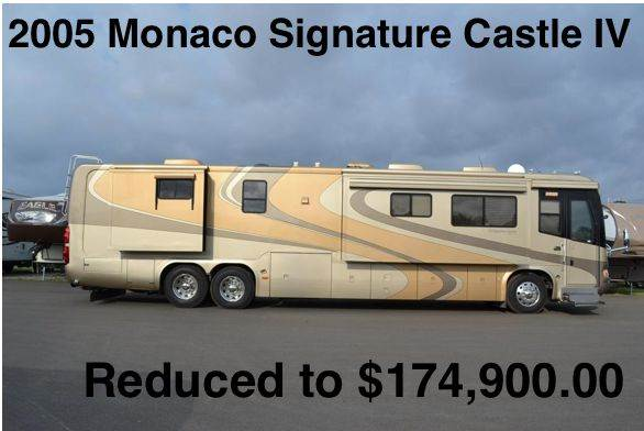 2005 Monaco Signature Castle IV