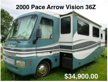 2000 Fleetwood Pace Arrow 36Z