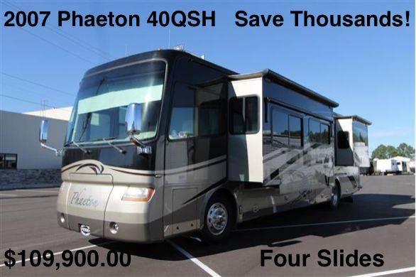 2007 Allegro Phaeton 40QSH