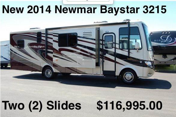 2014 Newmar Baystar 3215