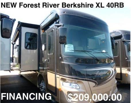 2016 Forest River Berkshire