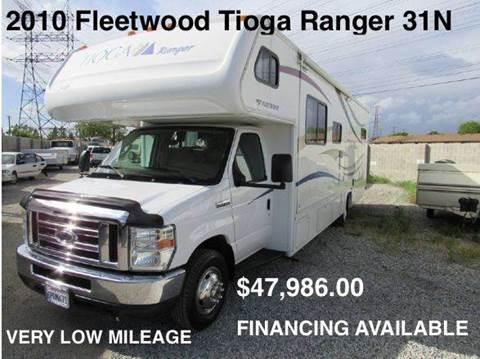 2010 Fleetwood Tioga Ranger