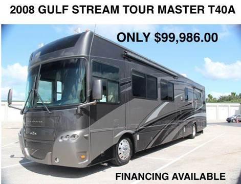 2008 Gulf Stream Tour Master