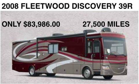 2008 Fleetwood Discovery